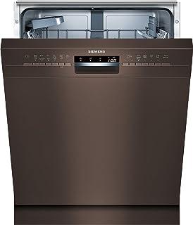 Siemens SN336M03JE iQ300 - Lavavajillas (A++, 262 kWh/año, 2660 L/año, varioSpeed Plus, cristal 40 Program, sistema de cesta varioFlex)