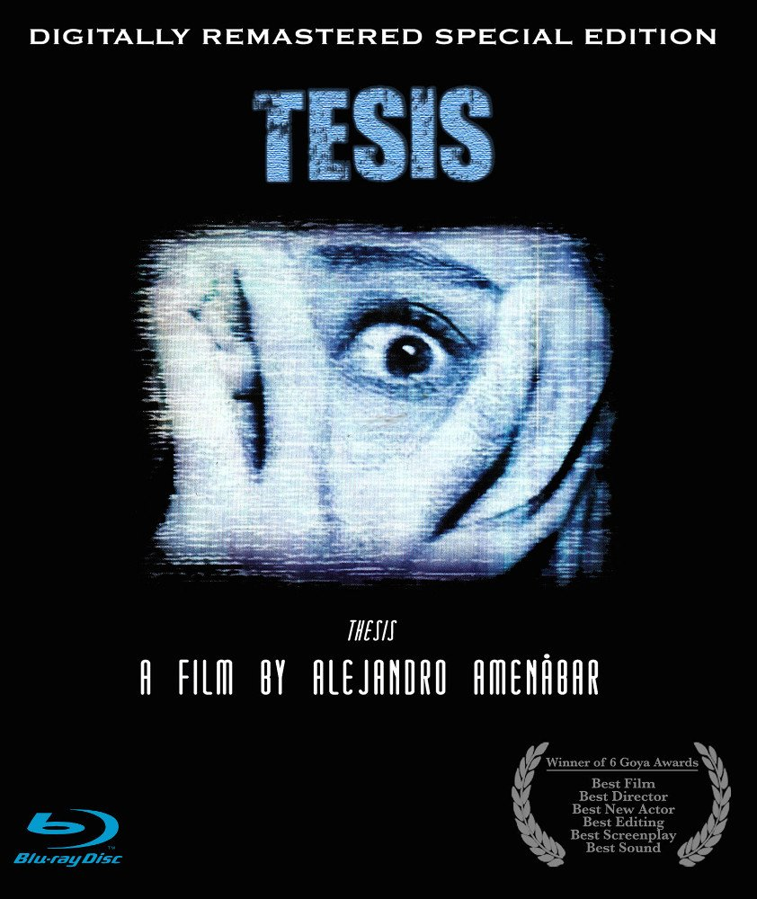 Tesis Thesis Edition New product Popular type Blu-Ray