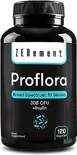 Proflora, Probióticos, 120 Cápsulas | 19 cepas (30 mil
