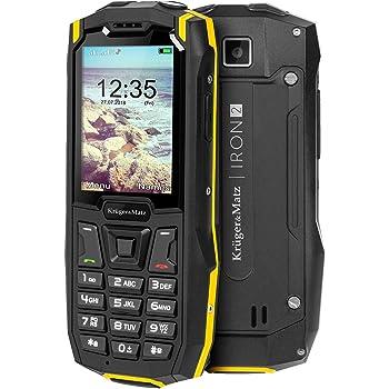 My-Phone Hammer Patriot, Plateado: Amazon.es: Electrónica