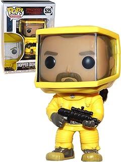 Figura Pop Stranger ThingsHopper in Bio Hazard Suit Exclusive