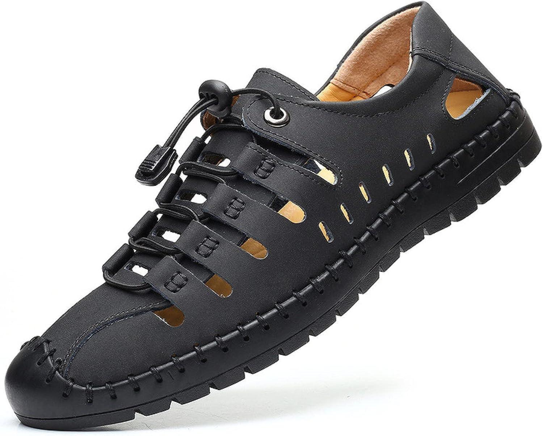 Men's Oxford Dress Casual Shoe Classic Formal Toe Oxfords Leather Men Comfortable Business Shoes 510