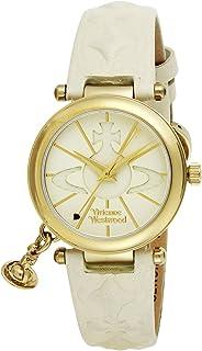 [ヴィヴィアン・ウエストウッド]VivienneWestwood 腕時計 オーブⅡ ホワイト文字盤 カーフ革 VV006WHWH レディース 【並行輸入品】