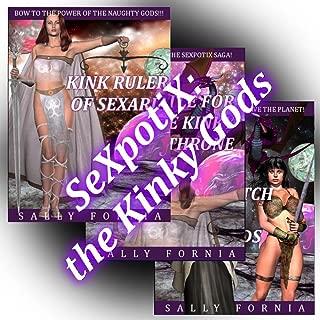 SeXpotiX: Saga of the Kinky Gods: a three story bundle!