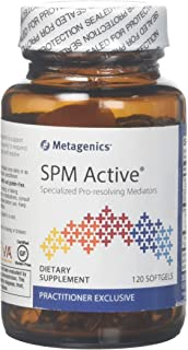 metagenics spm active 60 count