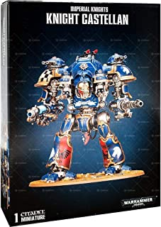 Warhammer Imperial Knights Knight Castellan 40,000