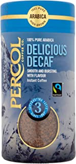 PERCOL Decaf Colombian Instant Coffee 100G X 1