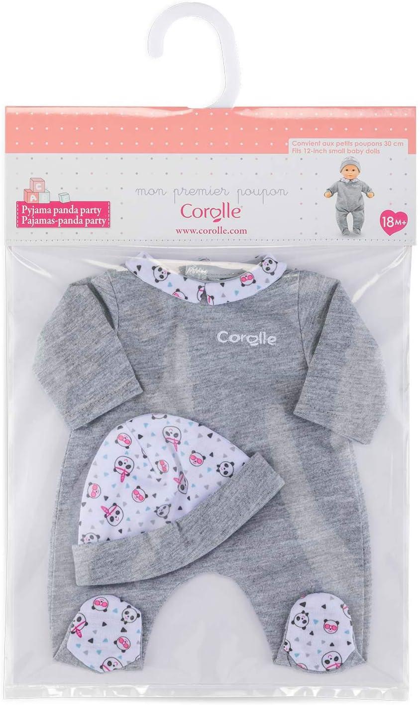 Corolle – Pijama Panda Party para muñeca