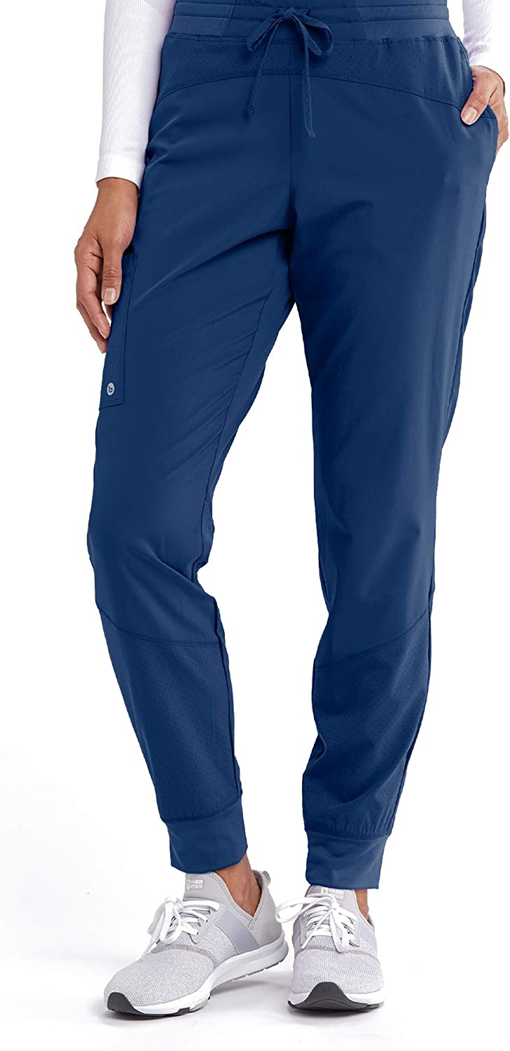 BARCO Special sale item ONE - Women's Boost Jogger Scrub Medical Large discharge sale Pa Mid-Rise Pant