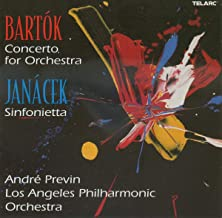 Bartok Cto For Orch  Janacek Sinfonietta