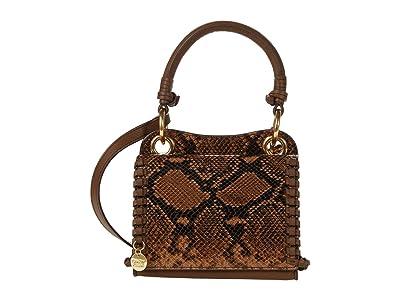 See by Chloe Tilda Shoulder Bag (Coconut Brown) Handbags