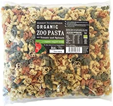 Honest to Goodness Organic Zoo Pasta, 2 kg