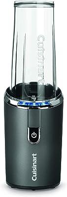 Cuisinart RPB-100 EvolutionX Cordless Rechargeable Compact Blender, gray/black, 16 oz