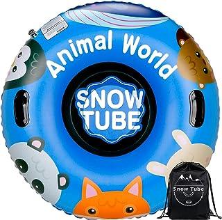 Leader Accessories Trineo Hinchable de Nieve Tubo de Esquí