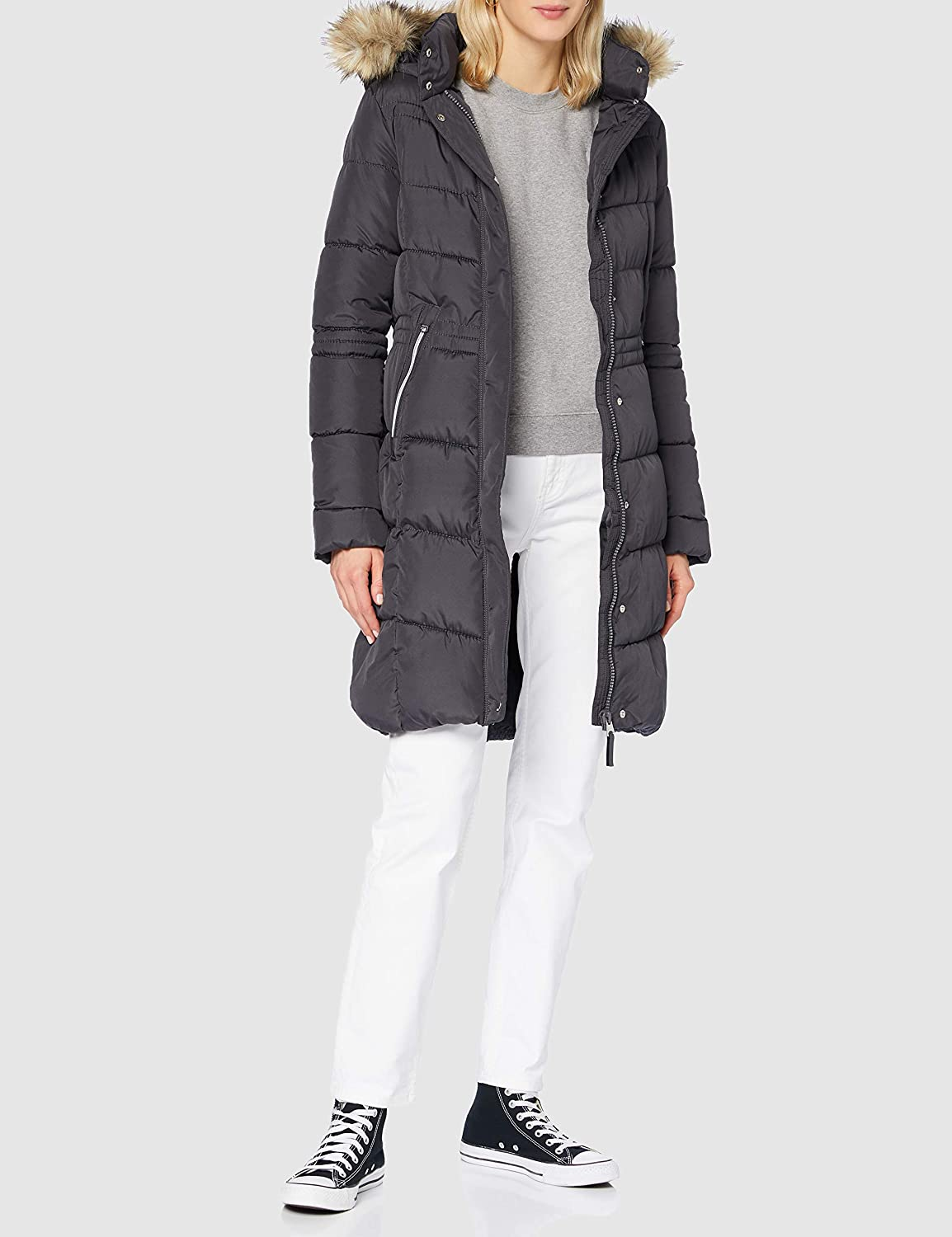 Q/S designed by - s.Oliver Damen Steppjacke 9858