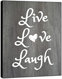 Best live laugh love pillows Reviews