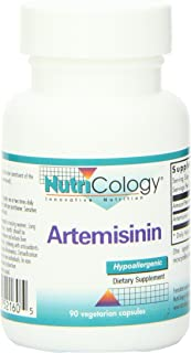Nutricology Artemisinin, Vegicaps, 90-Count