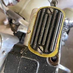 V-Twin 15-0188 Handlebar Master Cylinder Gasket