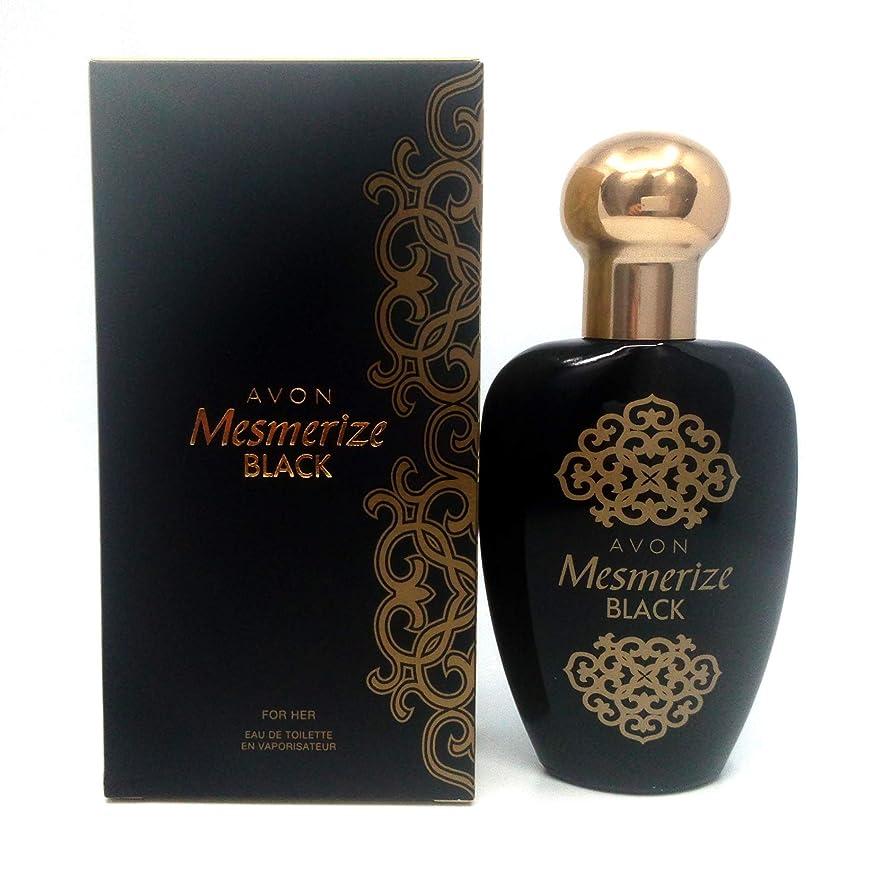 素敵なバランス商品AVON Mesmerize Black For Her Eau de Toilette 50ml