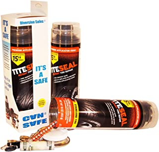 Puncture Seal Tire Repair Kit Diversion Safe [Office Product]