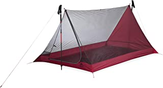MSR Backpacking-Tents msr Thru Hiker mesh House Person Ultralight Backpacking Tent