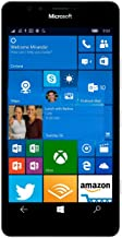 Microsoft Lumia 950 XL 32GB (GSM Only, No CDMA) Factory Unlocked 4G/LTE - UK Version with No Warranty (White)