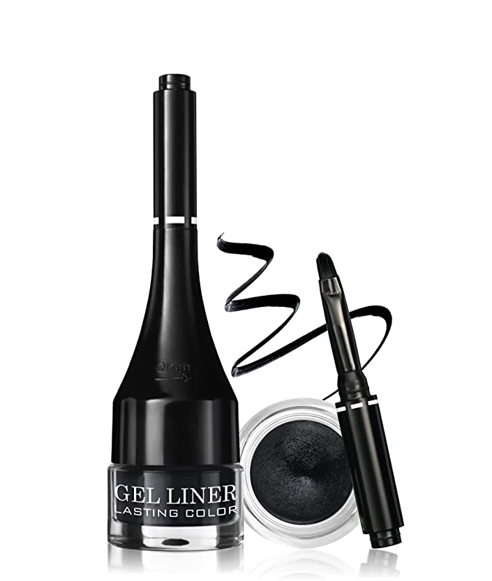 ディレクトリ虫悩むBelorDesign | GEL EYELINER LASTING COLOR (Black)