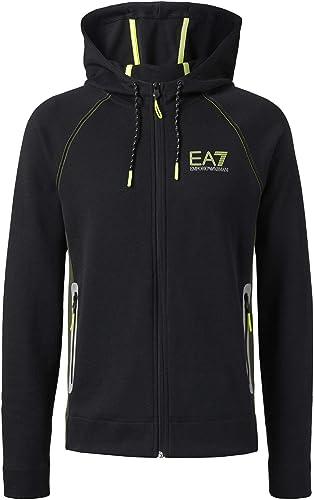 Arhommei EA7 - Sweat-Shirt - Homme Noir