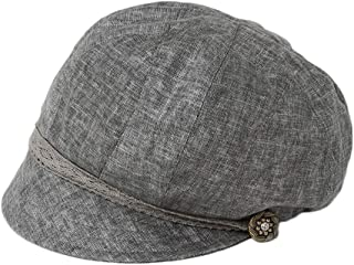 Hats Cool Folding Women's Sports Cap Fisherman's Hat UV Protection Sun Hat Fashion (Color : Gray, Size : M)