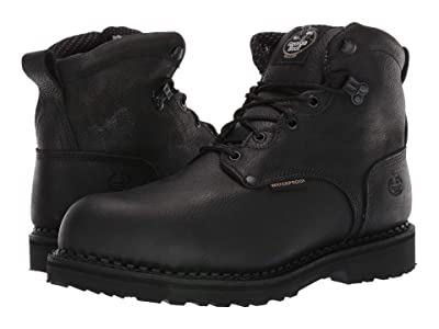 Georgia Boot Giant 6 Steel Toe Waterproof Boot (Black) Men