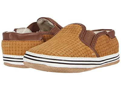 Robeez Daniel Mini Shoez (Infant/Toddler) (Camel) Boys Shoes