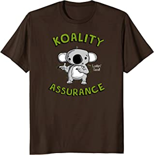 Best funny quality assurance t-shirts Reviews