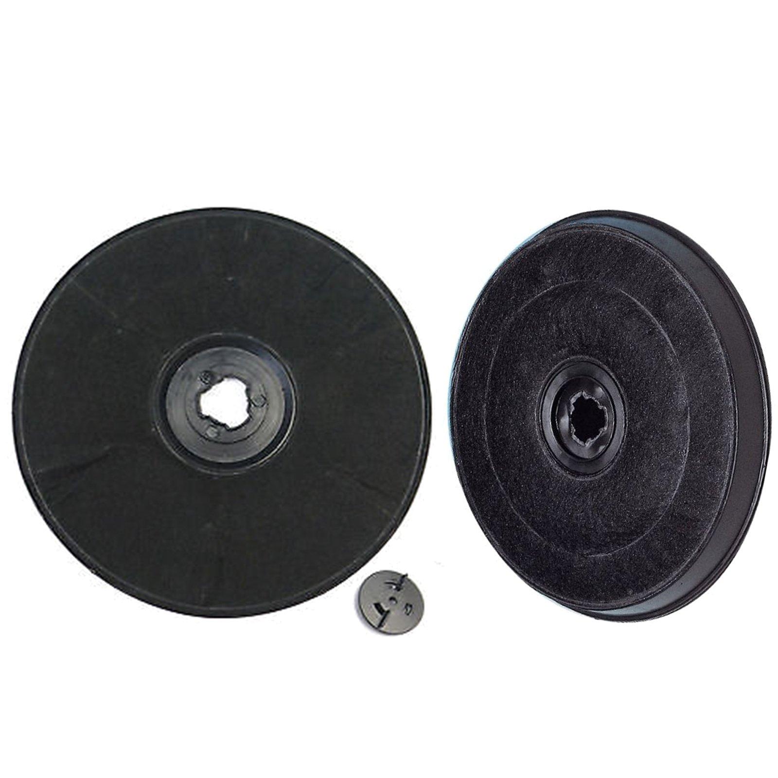 Spares2go EFF57 tipo carbono filtro de carbón para campana de cocina Elektro Helios SF644 – 2/Extractor Ventilación (230 x 20 mm, juego de 1 o 2) 2 Carbon Filters: Amazon.es: Hogar