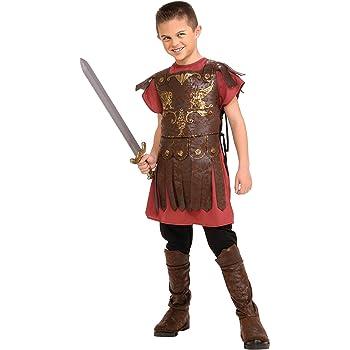 Rubies 882800S - Disfraz de gladiador para niño (3 años) (talla S ...