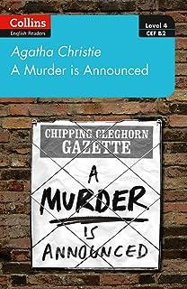 A murder is announced: Level 4 – Upper- Intermediate (B2)