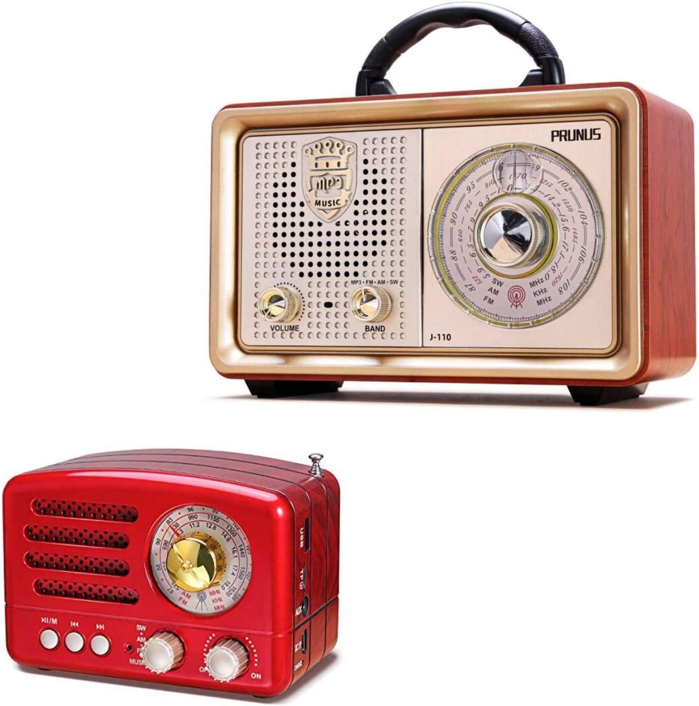 J-160 Superior Don't miss the campaign Retro AM FM Shortwave Radio J-110 Vintage