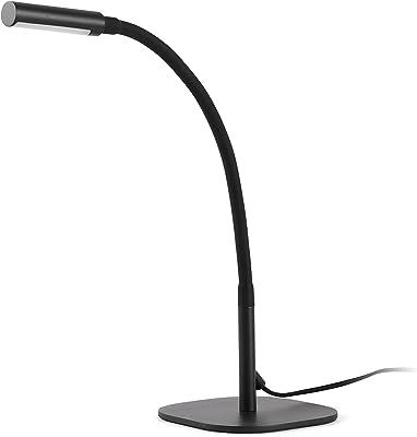 Faro Barcelona 50065 - SERP LED Lámpara sobremesa negra