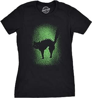 glow in the dark design t shirt