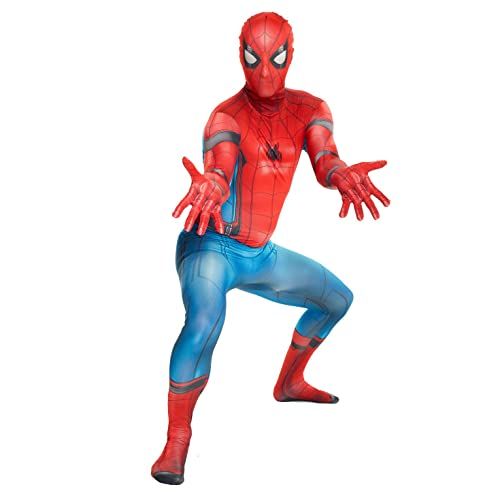 Super hero Fantastic high quality Spiderman fantastic Adult Costume delux