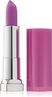 Maybelline New York Color Sensational Rebel Bloom Lipstick, Lilac Flush, 0.15 Ounce