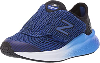 New Balance Kids' Fast V1 Fresh Foam Hook and Loop Running Shoe