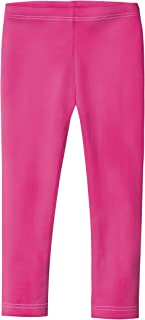 Girls' Leggings in 100% Cotton School Uniform Play - Made in USA!