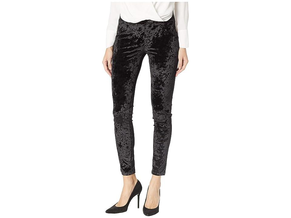 MICHAEL Michael Kors Velvet Leggings (Black) Women