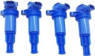 4PCS Performance Ignition Coil Pack for Nissan 200SX 240SX S13/S14 SR20DET Engine