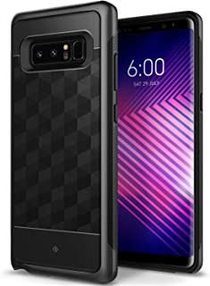 Caseology Parallax for Samsung Galaxy Note 8 Case (2017) - Black