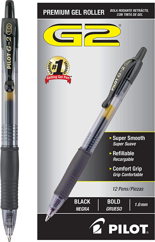 PILOT G2 half Premium Refillable Ranking TOP12 Retractable Pens Gel Rolling Ball