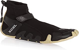 Xcel Infiniti Split Toe Reef Boots, Black/Gum, Size 13/1mm