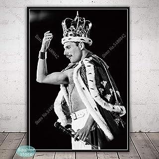 16X24 Pollici Senza Cornice Refosian Amy Winehouse Music Singer Star Pittura su Tela Wall Art Poster per Soggiorno Decorazione Domestica