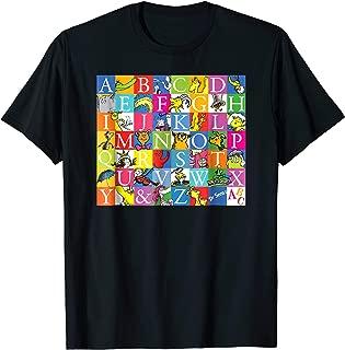 Dr. Seuss A to Z T-shirt