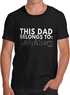 this awesome dad belongs to t shirt